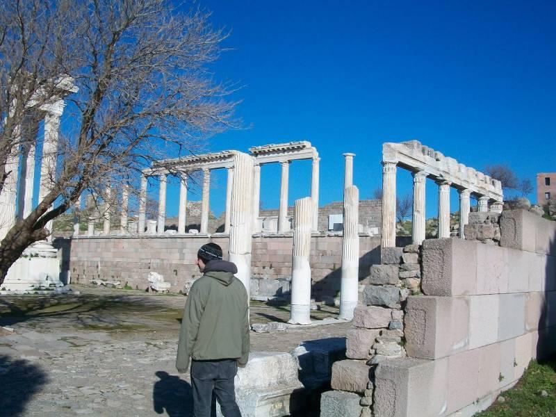 Ancient Pergamon Acropolis & Asclepion
