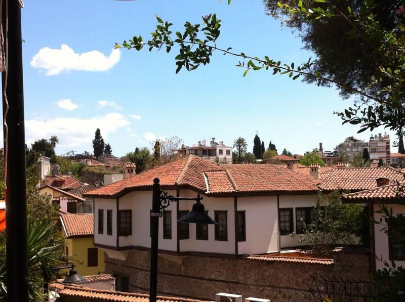 Walking Tour Of Antalya Half Day
