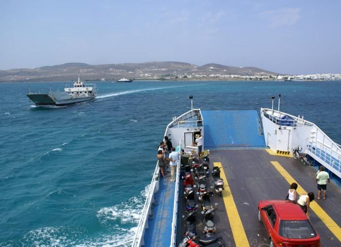 Athens – Paros - Santorini Holiday Package