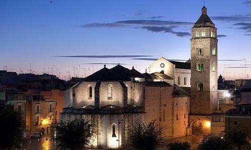 The World Heritage Sites Of Puglia And Basilicata: Romanesque Cathedrals, Castel Del Monte, Matera,