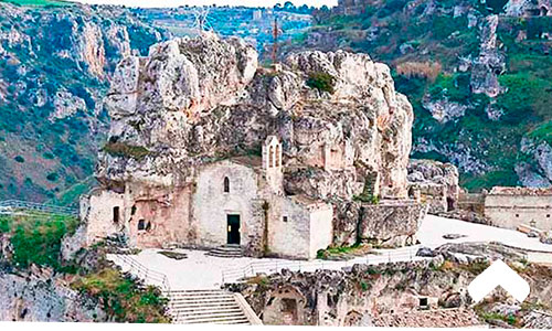 Guided Bike Tour -  From Sassi Of Matera To Salento