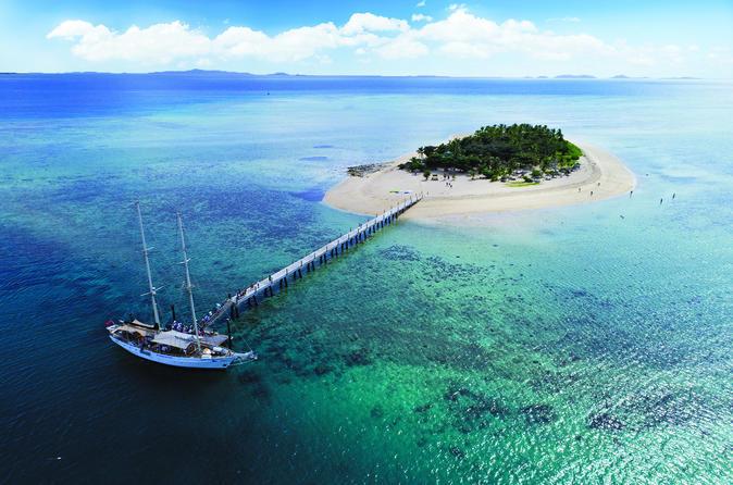 Tivua Island Day Cruise Tour
