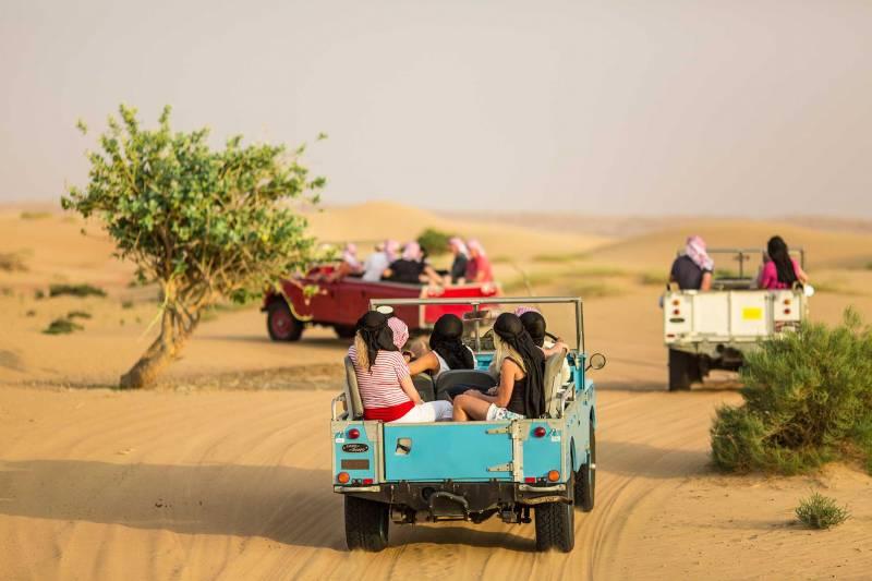Sunset Dune Dinner Safari - Shared Vehicle Tour
