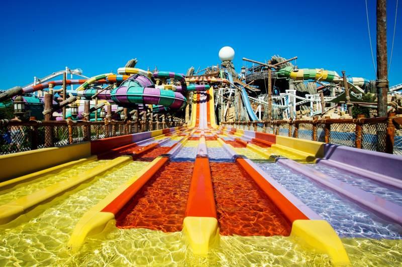Yas Waterworld Abu Dhabi Tour