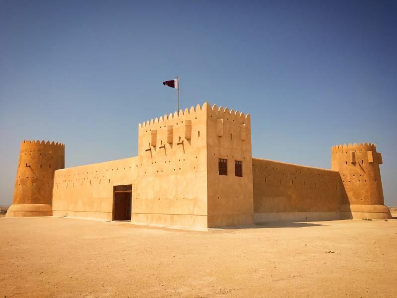 North Of Qatar Tour