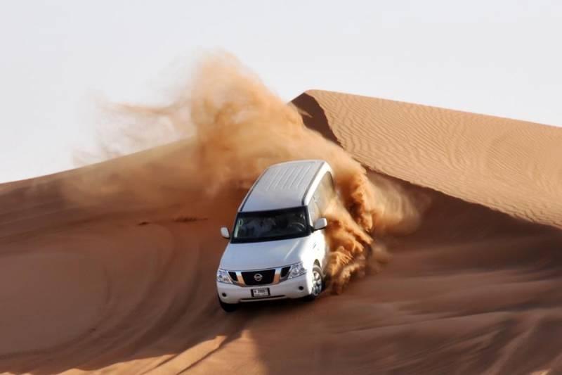Desert Safari Half Day Tour