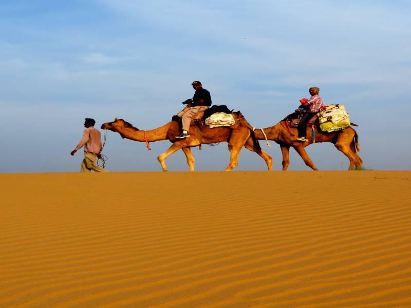 Camel Trekking Tour