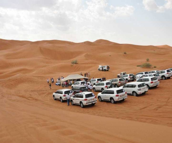 Morning Desert Safari In Dubai Pacakge