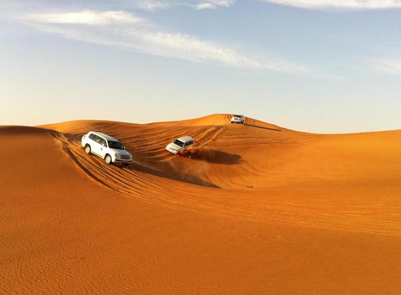 Morning Desert Safari (advance Package) Tour