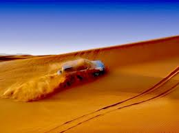 Evening Desert Safari (basic Package) Tour