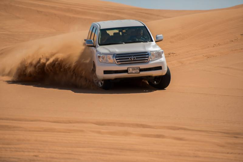 Evening Desert Safari (advance Package) Tour