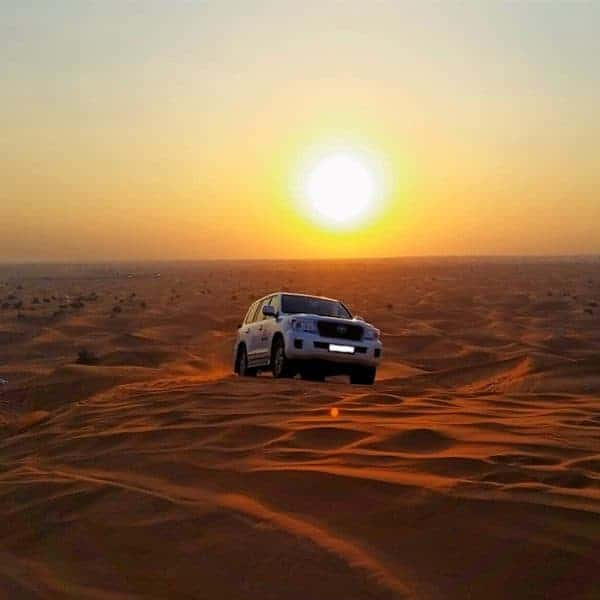 Evening Desert Safari (silver Package)  Tour