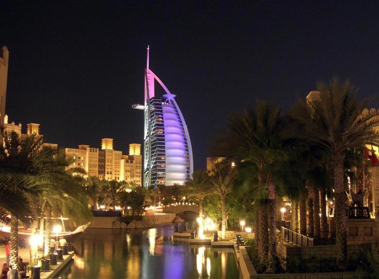 Dubai Night City Tour
