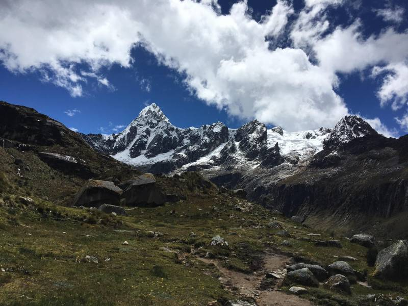 Cordillera Blanca Trekking Package