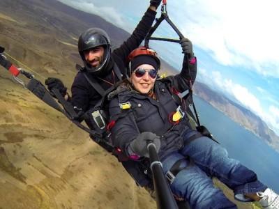 Paragliding Tour To Armenia