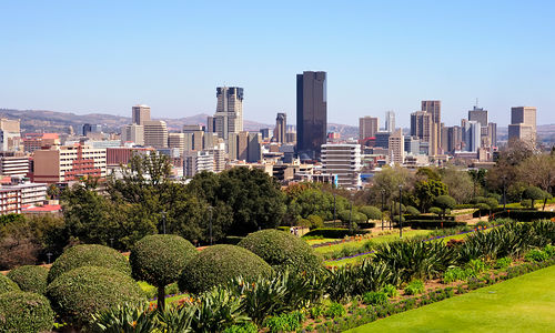 Full Day Pretoria City Tour