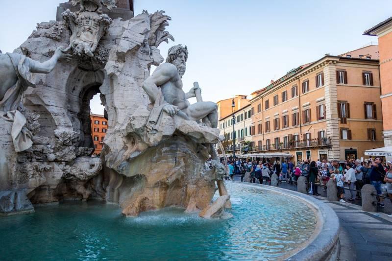 Tour To Italy