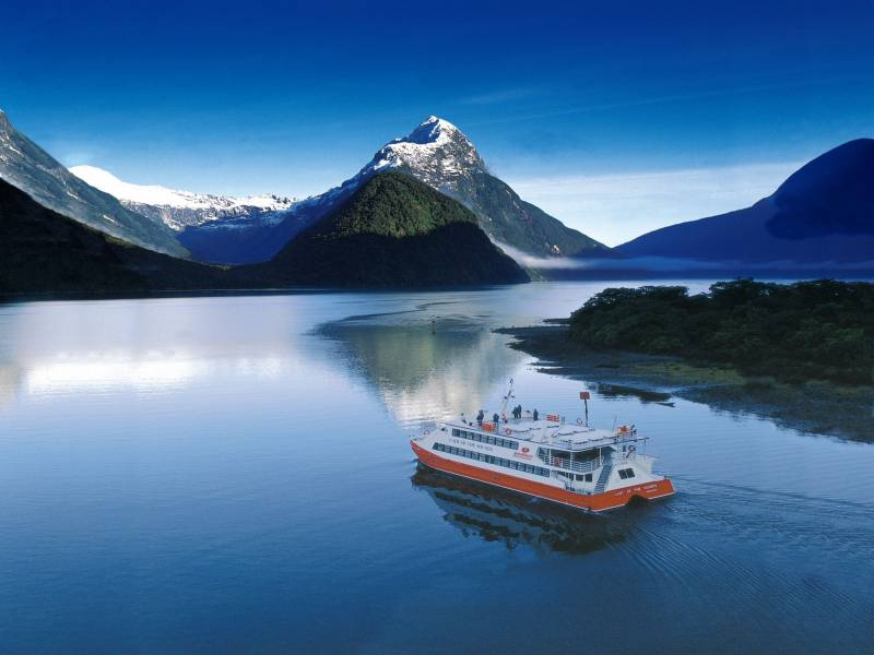 Wonders Of New Zealand Package