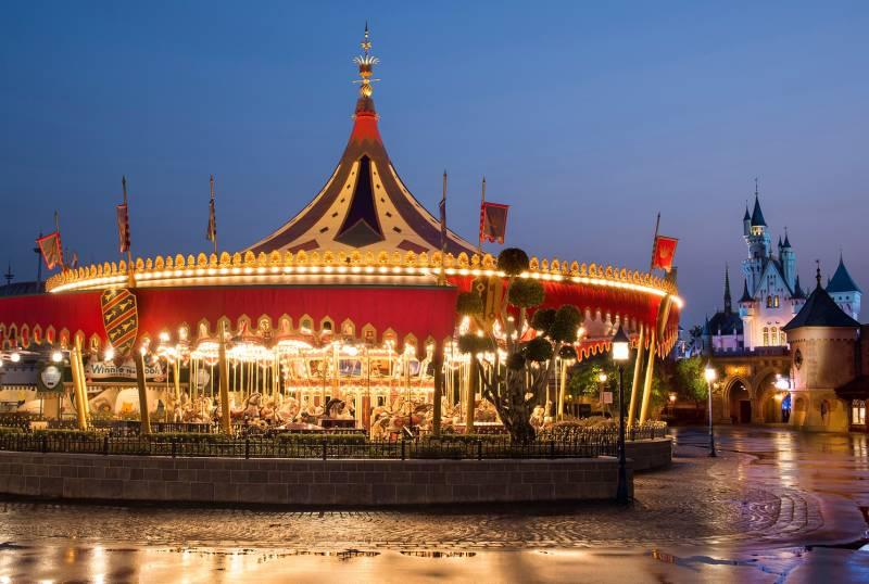 Hong Kong – Macau – Disneyland Package