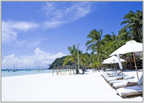 Philippines Manila & Boracay Package