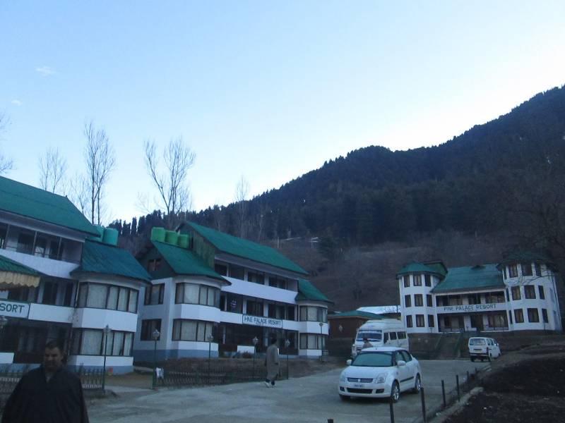 Parkwoods Hill Resort, Shoghi - Shimla Package
