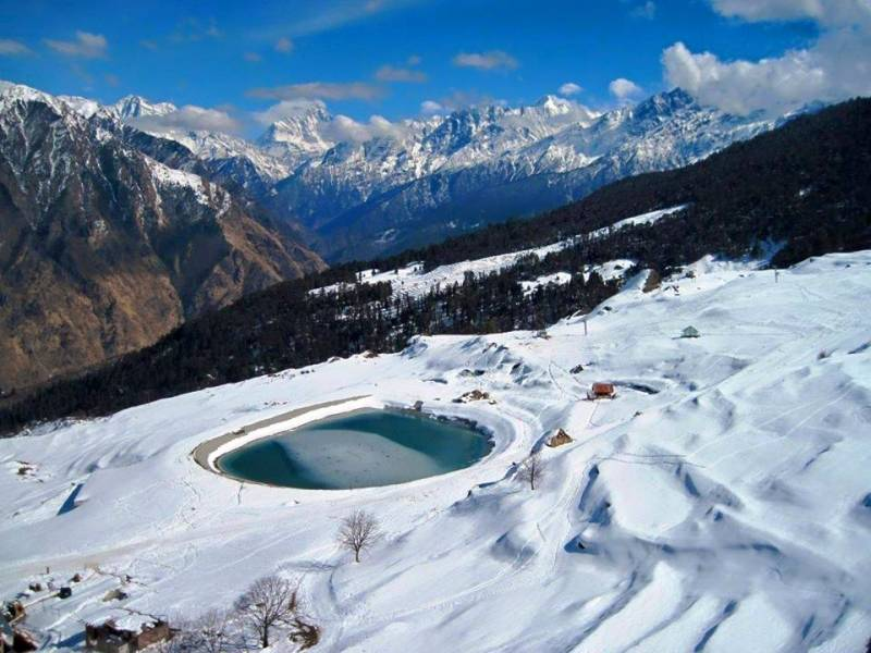 Rishikesh With Auli Tour Package