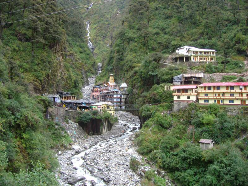 Char Dham Yatra Tour Package From Indore