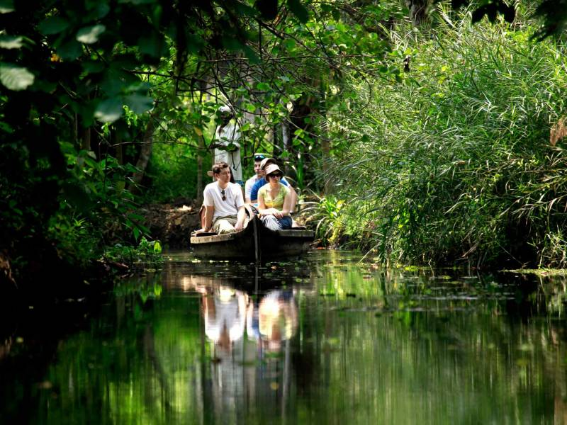 Romantic Kerala Backwaters Tour