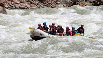 River Rafting Babeli Tour
