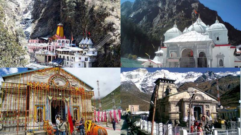 Char Dham Yatra  From Visakhapatnam Tour Package