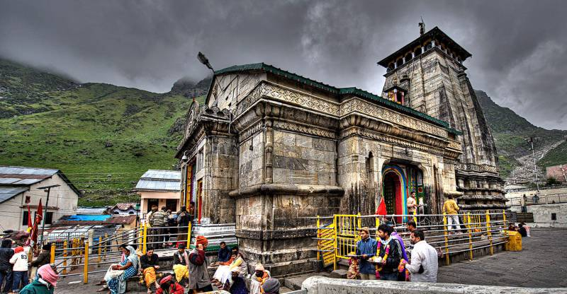Char Dham Yatra From Gujarat Tour Package