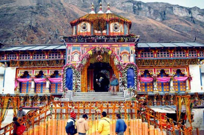 Char Dham Yatra From Bhopal Tour Pakage