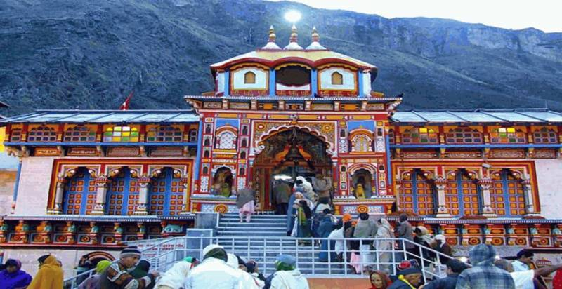 Badrinath Yatra Tour From Bhopal Tour Package
