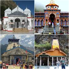 Char Dham Yatra With Vaishno Devi Helicopter Tour Packages