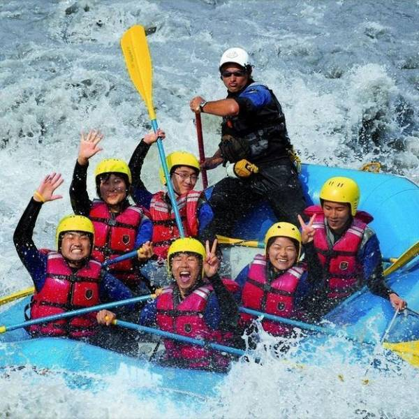 Corbett Rafting Tour