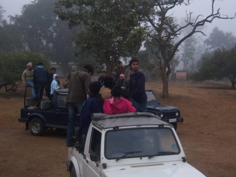 Four Night Dhikala, Bijrani And Mailani Tour Package
