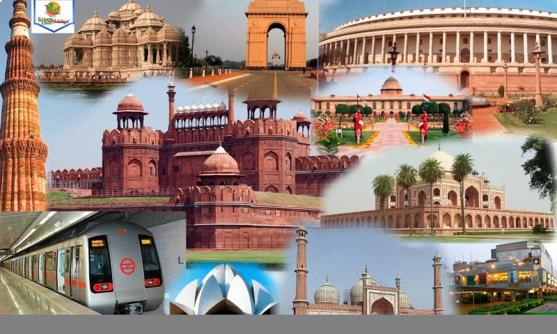 Rapid Golden Triangle Tour