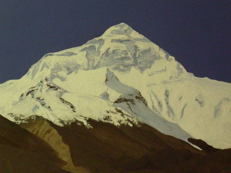 Tour Of Lhasa & Everest Base Camp