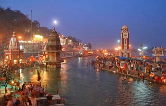 Holy Tour Haridwar - Rishikesh Tour Package