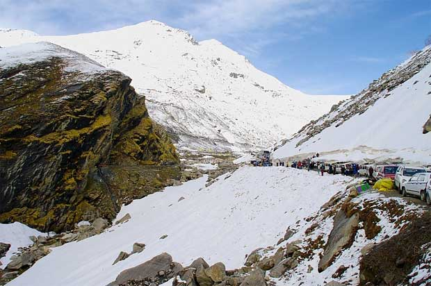 Hampta Pass Without Chandratal Tour