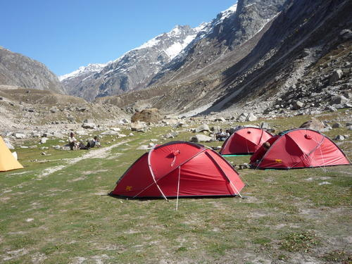 Hampta Pass With Chandratal Tour