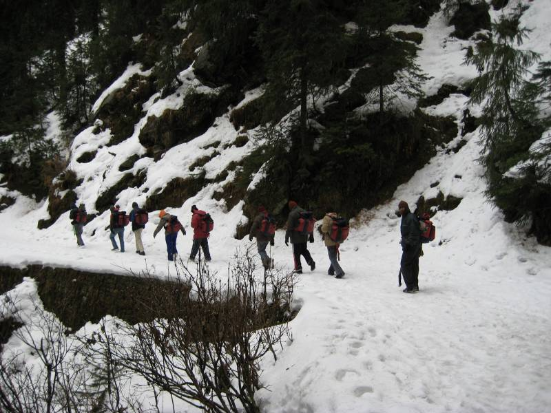 Dalhousie Winter Trek Tour