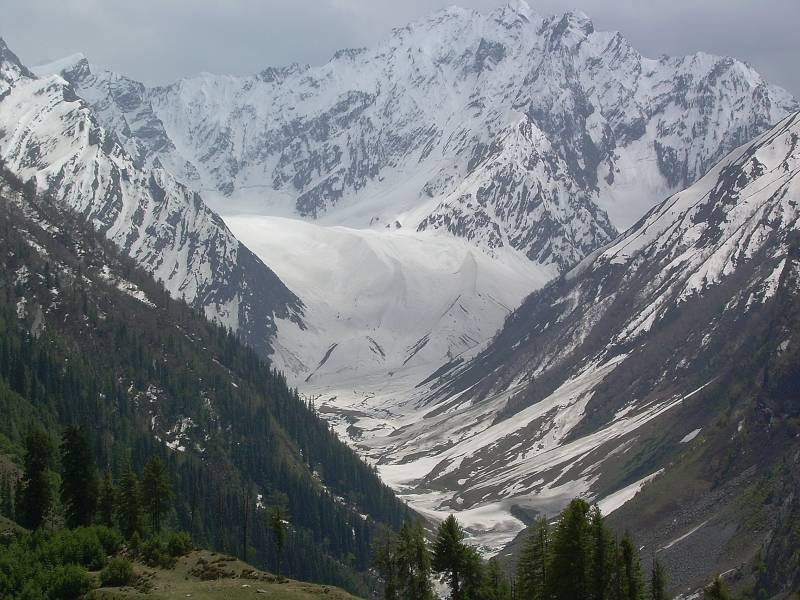 Trek To Minkiani Pass Tour