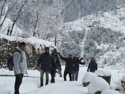 Barot-Bir-Billing Winter Trek Tour