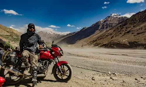Motorbike Expedition In Ladakh Tour