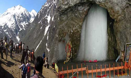 Amarnath De Yatra Tour