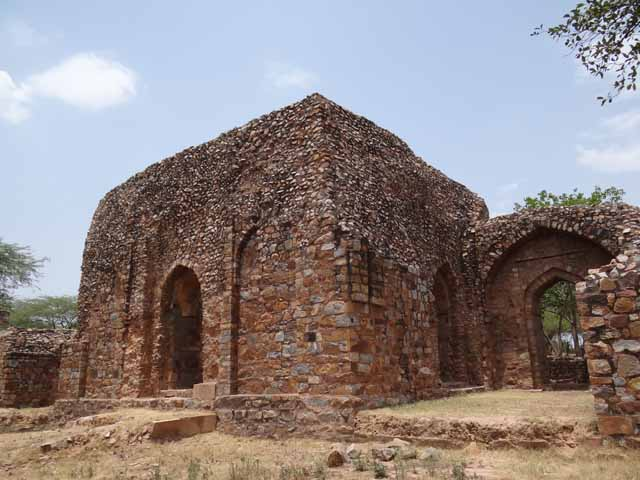 The First City Of Delhi - Walking Tour