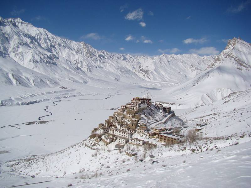 The Cold Desert Spiti Tour