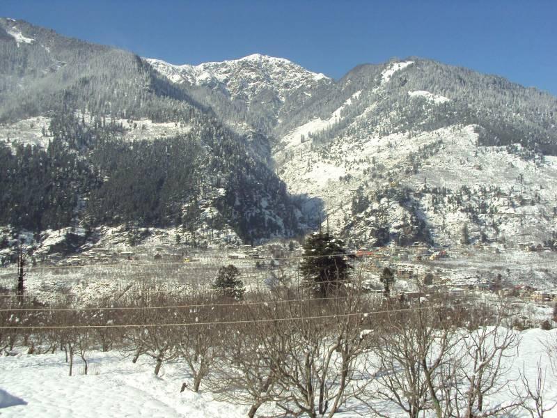 Kullu Manali Shimla Honeymoon Tour Packages From Miryalaguda