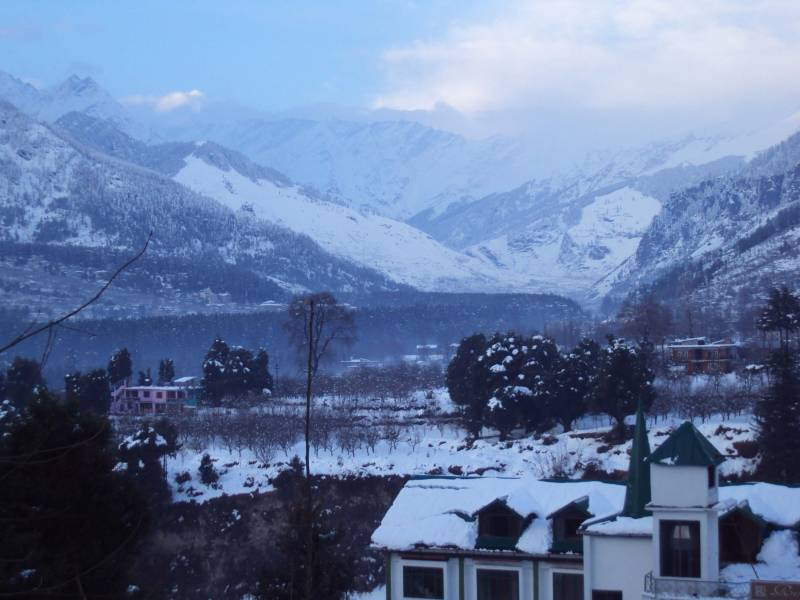 Kullu Manali Shimla Honeymoon Tour Packages From Purnia